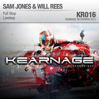 Sam Jones & Will Rees - Full Stop / Lawless