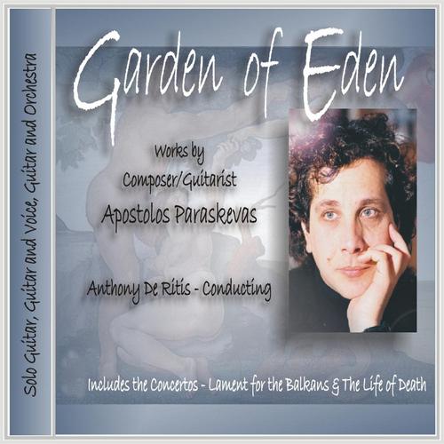 Apostolos Paraskevas MP3 Track Life of Death, Fourth Guitar Concerto: I. Awakening (Original)