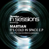 Martian pres. Robots On Mars - It's Cold In Space E.P