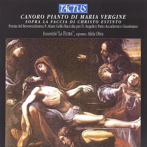Ensemble La Flora MP3 Album Canoro Pianto di Maria Vergine sopra la faccia di Christo Estinto