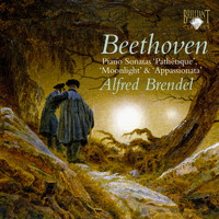 "Alfred Brendel - Beethoven: Piano Sonatas ""Pathétique"", ""Moonlight"" & ""Appasionata"""