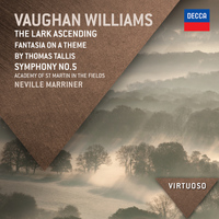 Academy of St. Martin in the Fields - Vaughan Williams: The Lark Ascending; Fantasia On A Theme By Thomas Tallis; Symphony No.5