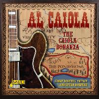Al Caiola - The Caiola Bonanza ! Great Western Themes and Extra Bounties