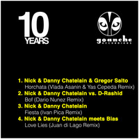 Nick & Danny Chatelain - 10 Years Goanche EP, Pt. 1