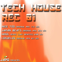 Javi Benitez - Tech Ho0use Rec01