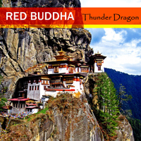 Red Buddha - Thunder Dragon