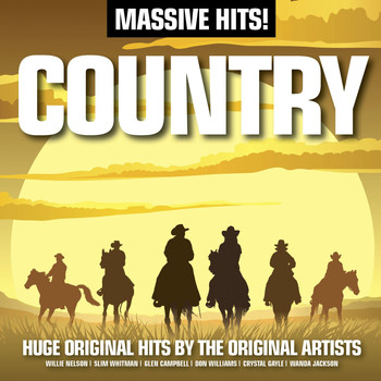 Various Artists - Massive Hits!: Country