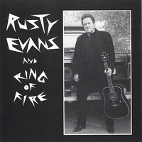 Rusty Evans - Rusty Evans & Ring Of Fire
