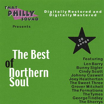 The Best of Northern Soul - Compilation CD