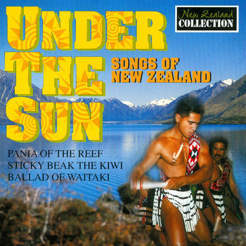 Various Artists - Under the Sun - Songs of New Zealand