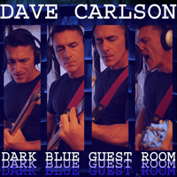 Dave Carlson - Dark Blue Guest Room