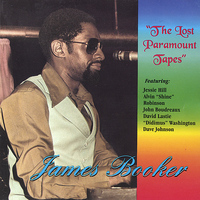 James Booker - The Lost Paramount Tapes