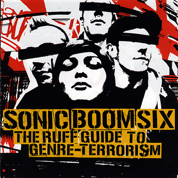 Sonic Boom Six - The Ruff Guide to Genre-Terrorism