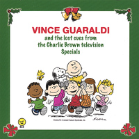 Vince Guaraldi - Vince Guaraldi and the Lost Cues From the Charlie Brown TV Specials