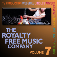The Royalty Free Music Company - Royalty Free Music, Vol. 7