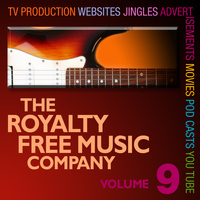 The Royalty Free Music Company - Royalty Free Music, Vol. 9