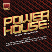 Various Artists - Power House (Mixed By Anton Powers)