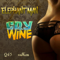 Elephant Man - Cry Wine - Single