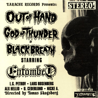 Entombed - Out Of Hand - EP (Explicit)