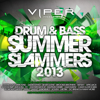 Various Artists - Drum & Bass Summer Slammers 2013 (Viper Presents)