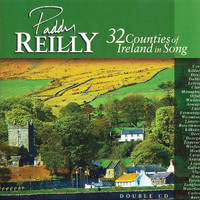 Paddy Reilly - 32 Counties of Ireland in Song