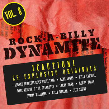 Various Artists - Rock-a-Billy Dynamite, Vol. 8