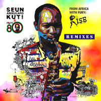 Seun Kuti & Egypt 80 - From Africa With Fury: Rise Remixes