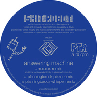 Shit Robot - Answering Machine