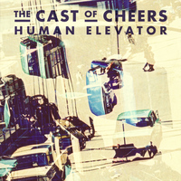 The Cast Of Cheers - Human Elevator