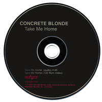 Concrete Blonde - 'Take Me Home' video