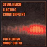 Tom Fleming - Steve Reich: Electric Counterpoint on Moog Guitar