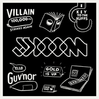 JJ DOOM - Key to the Kuffs (Butter Edition)