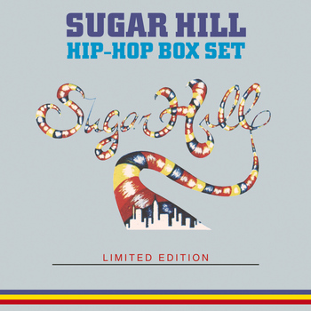 Various Artists - The Sugar Hill Hip-Hop Box Set