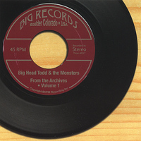 Big Head Todd & The Monsters - From the Archives - Volume 1