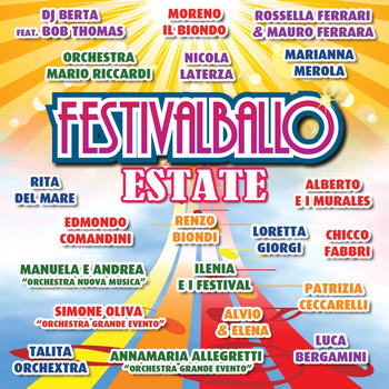 Various Artists - Festivalballo estate