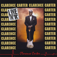 Clarence Carter - Live with the DR.