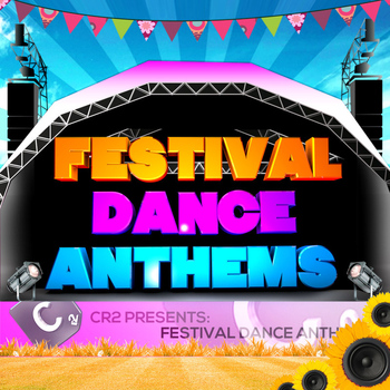 Various Artists - Festival Dance Anthems