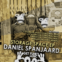 Daniel Spanjaard - Storage Space EP