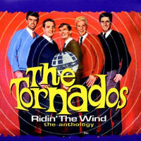 The Tornados - Ridin' the Wind - The Anthology