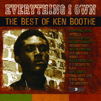 Ken Boothe - Everything I Own: The Definitive Collection