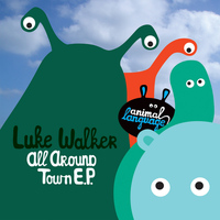 Luke Walker - All Around Town E.P.