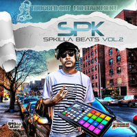 Spk - Spkilla Beats, Vol.2