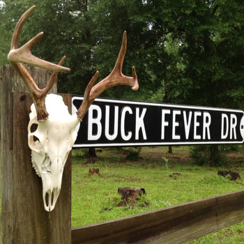 Tony Young - Buck Fever - Single