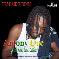 Anthony Que - Duck Ants a Eat di Cabinet - Single