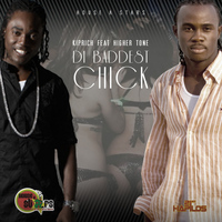 Kiprich - Di Baddest Chick - Single