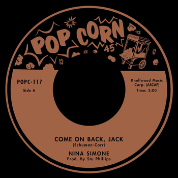 Nina Simone - Come On Back, Jack