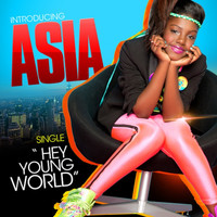 Asia - Hey Young World - Single