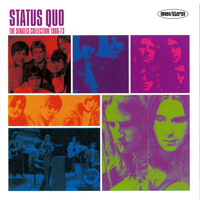 Status Quo - Singles Collection 66-73