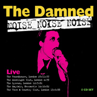 The Damned - Noise Noise Noise
