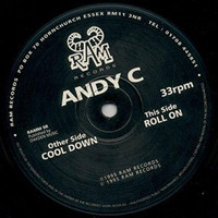Andy C - Cool Down / Roll On